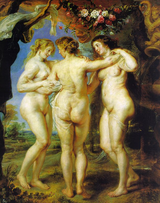 Rubens, The Three Graces